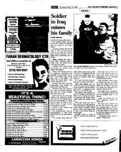 Syracuse Post Standard, March 10, 2005, Page 184