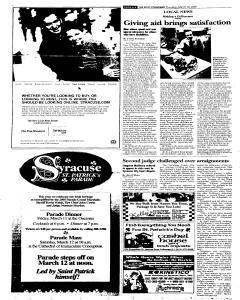 Syracuse Post Standard, March 10, 2005, Page 268