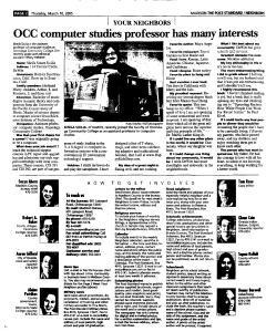 Syracuse Post Standard, March 10, 2005, Page 308