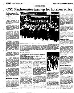 Syracuse Post Standard, March 10, 2005, Page 320