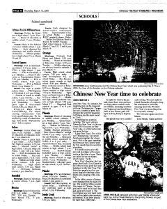Syracuse Post Standard, March 10, 2005, Page 338