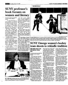 Syracuse Post Standard, March 10, 2005, Page 340