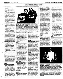 Syracuse Post Standard, March 10, 2005, Page 346