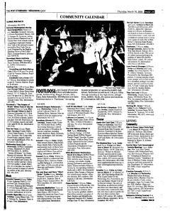 Syracuse Post Standard, March 10, 2005, Page 65