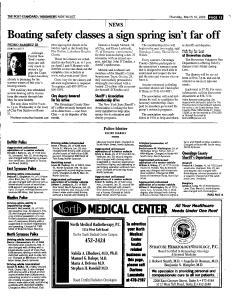Syracuse Post Standard, March 10, 2005, Page 85
