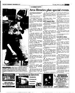 Syracuse Post Standard, March 10, 2005, Page 47