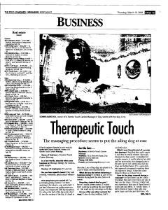 Syracuse Post Standard, March 10, 2005, Page 87