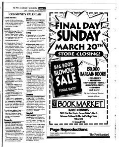 Syracuse Post Standard, March 10, 2005, Page 69