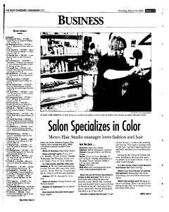 Syracuse Post Standard, March 10, 2005, Page 173