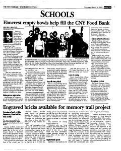 Syracuse Post Standard, March 10, 2005, Page 129