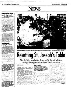 Syracuse Post Standard, March 10, 2005, Page 155