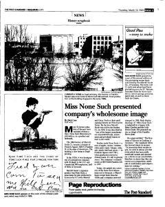 Syracuse Post Standard, March 10, 2005, Page 157