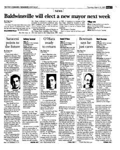 Syracuse Post Standard, March 10, 2005, Page 77
