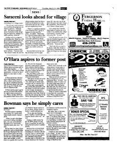 Syracuse Post Standard, March 10, 2005, Page 79