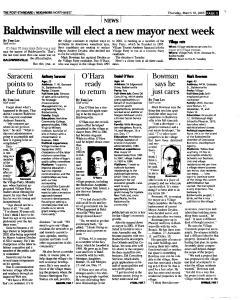 Syracuse Post Standard, March 10, 2005, Page 117