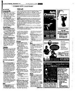 Syracuse Post Standard, March 10, 2005, Page 219