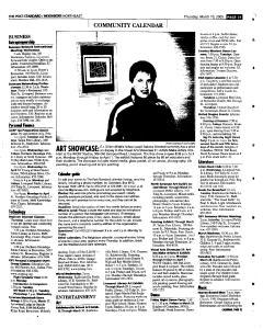 Syracuse Post Standard, March 10, 2005, Page 103