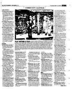 Syracuse Post Standard, March 10, 2005, Page 169