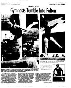 Syracuse Post Standard, March 10, 2005, Page 333