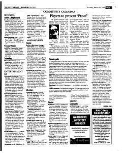 Syracuse Post Standard, March 10, 2005, Page 297