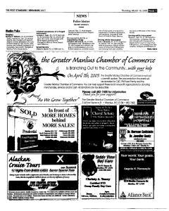 Syracuse Post Standard, March 10, 2005, Page 43
