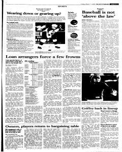 Syracuse Post Standard, March 11, 2005, Page 37