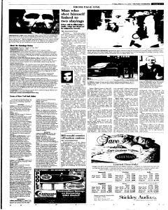 Syracuse Post Standard, March 11, 2005, Page 11