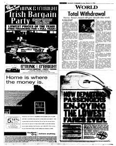 Syracuse Post Standard, March 13, 2005, Page 4