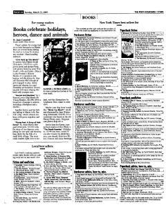 Syracuse Post Standard, March 13, 2005, Page 135