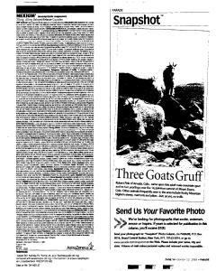 Syracuse Post Standard, March 13, 2005, Page 189