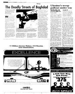 Syracuse Post Standard, March 13, 2005, Page 206