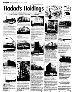 Syracuse Post Standard, March 13, 2005, Page 238