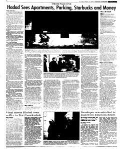Syracuse Post Standard, March 13, 2005, Page 11