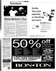 Syracuse Post Standard, March 13, 2005, Page 297