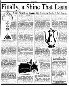 Syracuse Post Standard, March 13, 2005, Page 200