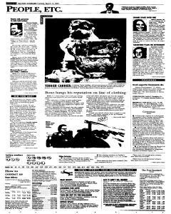 Syracuse Post Standard, March 15, 2005, Page 74