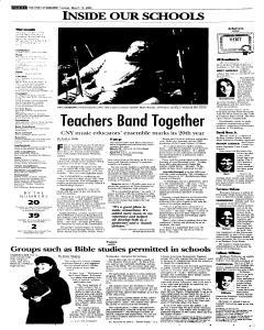 Syracuse Post Standard, March 15, 2005, Page 104