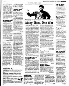 Syracuse Post Standard, March 16, 2005, p. 15