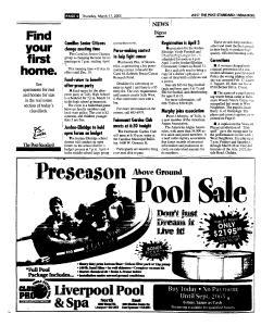 Syracuse Post Standard, March 17, 2005, Page 219
