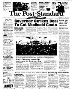 Syracuse Post Standard, March 17, 2005, Page 252
