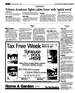 Syracuse Post Standard, March 17, 2005, Page 331