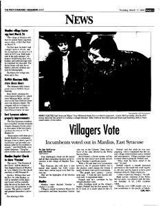Syracuse Post Standard, March 17, 2005, Page 87