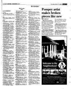 Syracuse Post Standard, March 17, 2005, Page 248