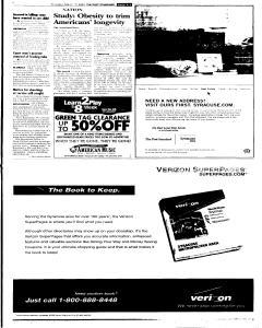 Syracuse Post Standard, March 17, 2005, Page 278
