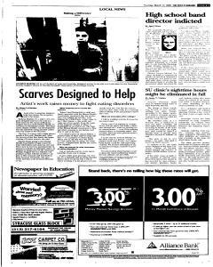 Syracuse Post Standard, March 17, 2005, p. 19