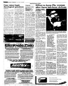 Syracuse Post Standard, March 18, 2005, Page 56