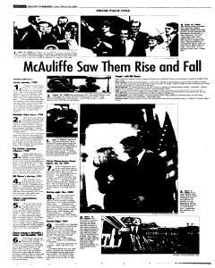 Syracuse Post Standard, March 18, 2005, Page 58