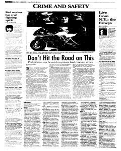 Syracuse Post Standard, March 18, 2005, Page 72