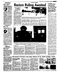 Syracuse Post Standard, March 18, 2005, Page 111