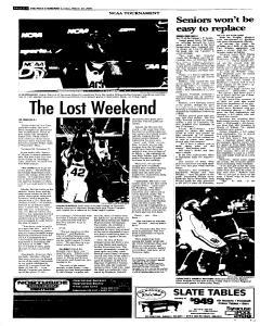 Syracuse Post Standard, March 20, 2005, Page 40